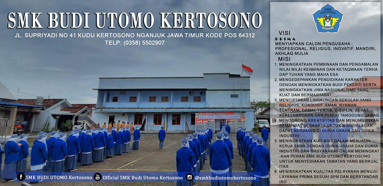 SMK BUDI UTOMO KERTOSONO